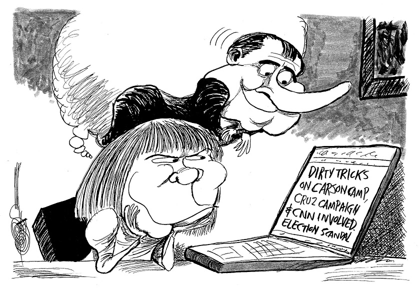Watergate Without Wesignation