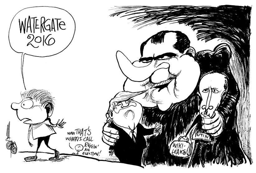 G. Gordon Putin