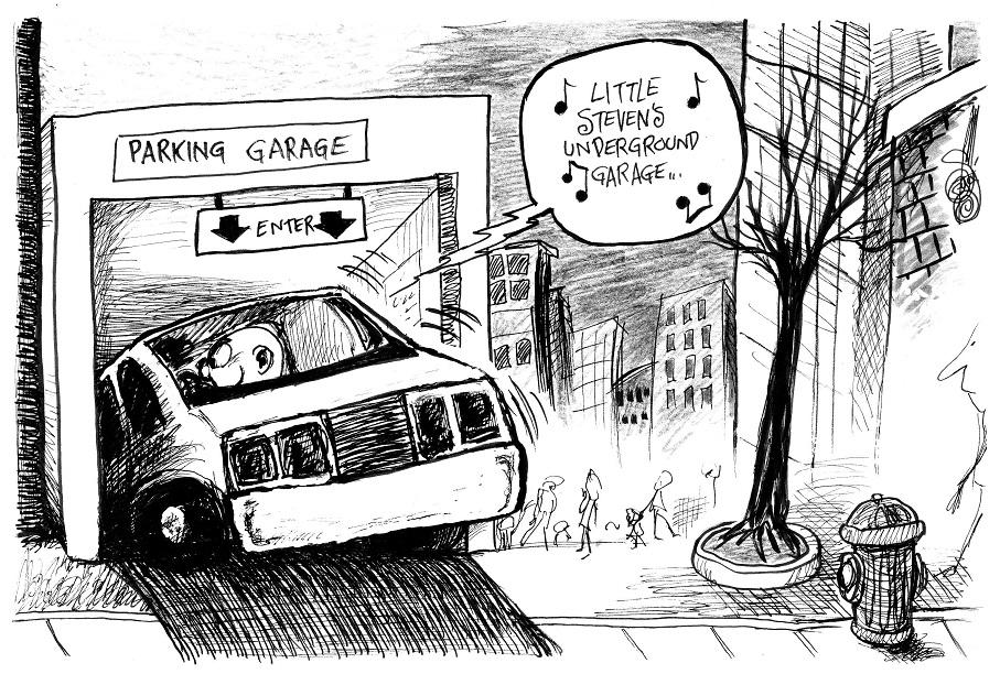 Underground Comic