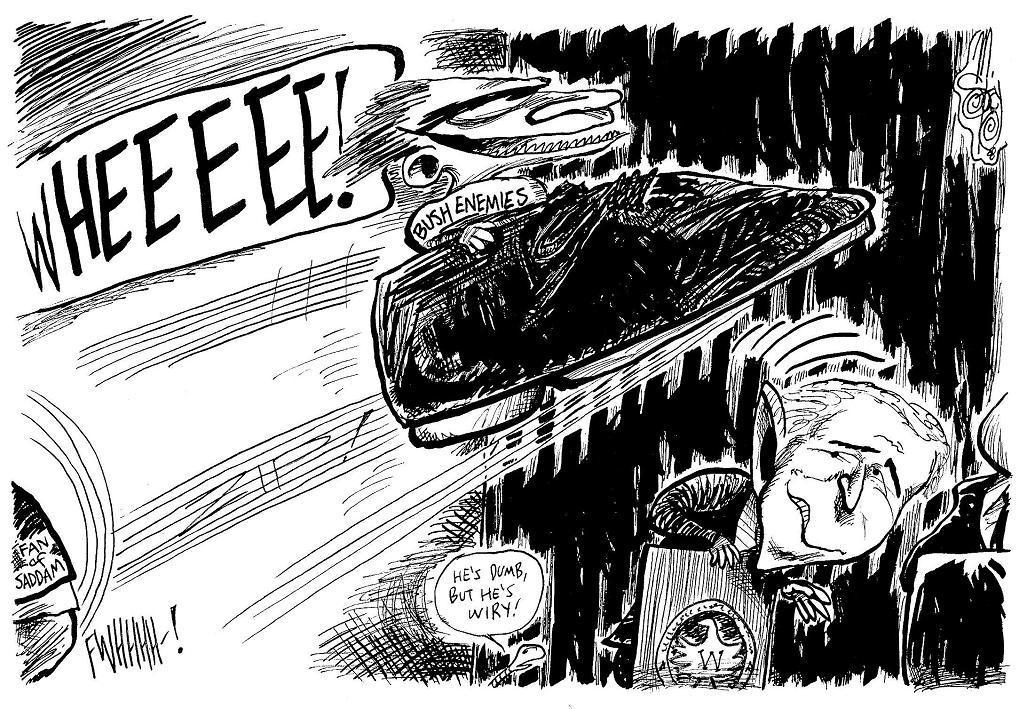 Editorial: Trib-boot (2008)