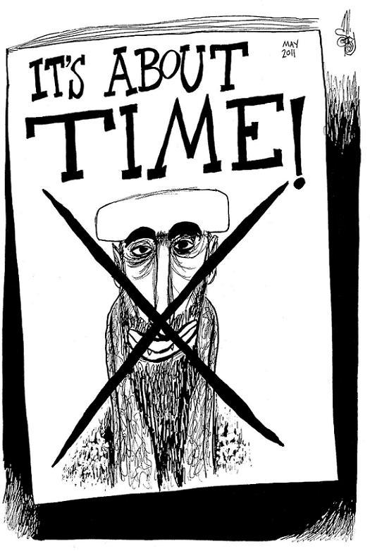 Editorial: Osama bin-Dead (2011)