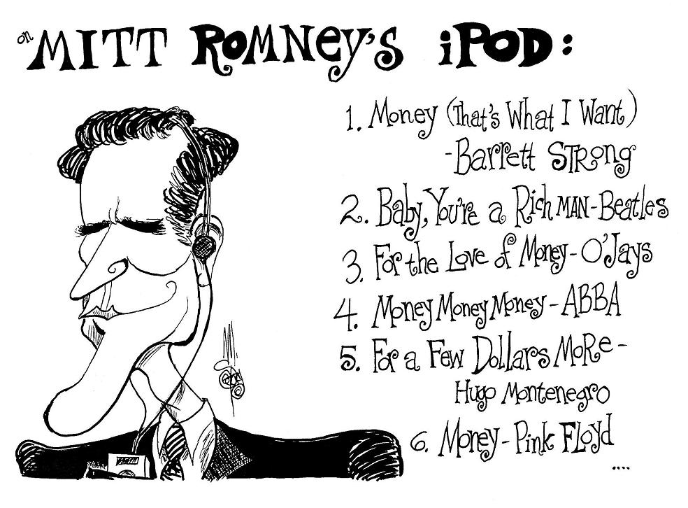 Editorial: RomneyTunes (2012)