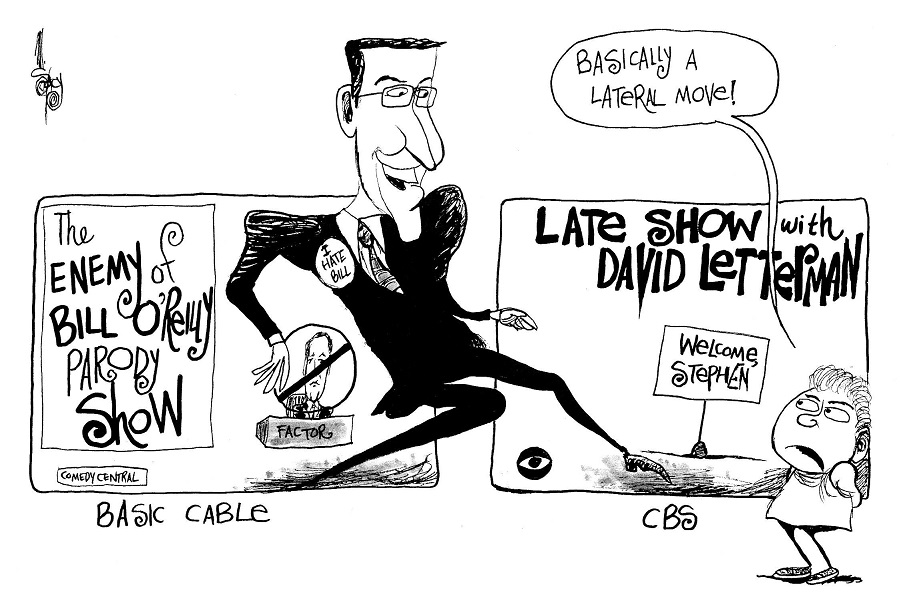 Colbert Rapport (correction)